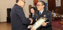 Pemberian Penghargaan Pegawai dan Stakeholder Terbaik di Lingkungan Kanwil DJBC Jateng dan DIY