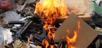 Pemusnahan Barang Kiriman Pos Internasional (Eks PP.2.3)