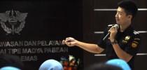 Kunjungan Mahasiswa Politeknik Batik Pusmanu