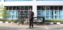 Apel Pagi Pegawai Kanwil DJBC Jateng dan DIY serta KPPBC Tanjung Emas