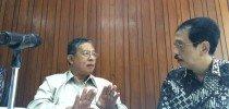Ekspor turun, Darmin sebut Indonesia korban dari situasi dunia