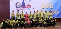 Turnamen Internal Bola Voli DJBC CUP ke-6
