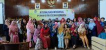 Internalisasi Integritas Peran Istri Cegah Korupsi