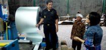 Kunjungan ke PT Gunung Garuda