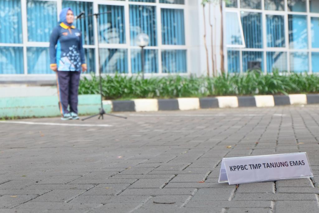 Bea Cukai Tanjung Emas Piloting Project KLInIK-BC