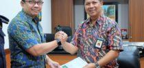 Perkuat Sinergi dengan Kantor Pelayanan Pajak Madya Semarang