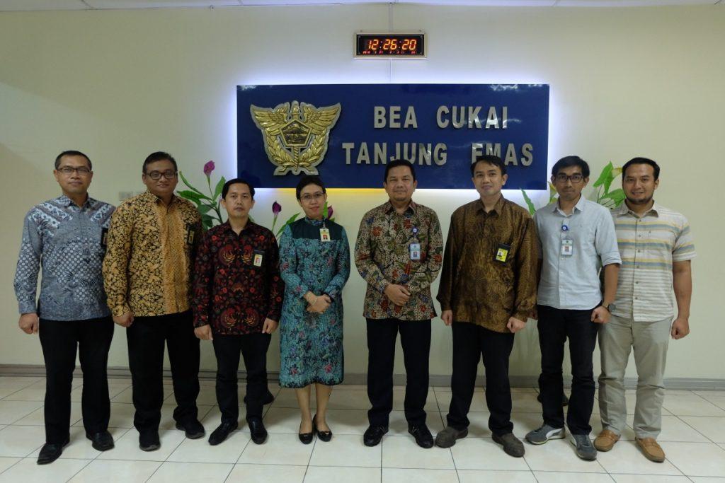 Tindak Lanjut Pajak Semarang Selatan ke Bea Cukai Tanjung Emas