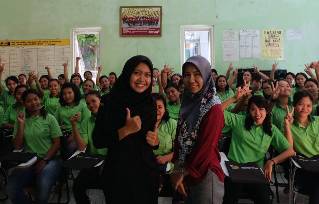 Bea Cukai Tanjung Emas edukasi 100 calon TKI tentang Barang Penumpang dan Barang Penumpang