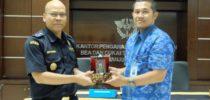 Mahasiswa Polines Belajar Kepabeanan di Bea Cukai Tanjung Emas