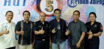 Customs Visit Media : Satu Visi bersama Tribun Jateng