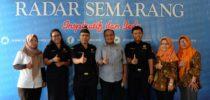 Customs Visit Media : Mengedukasi Masyarakat Melalui Radar Semarang