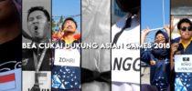 #MasTanjung untuk Asian Games 2018