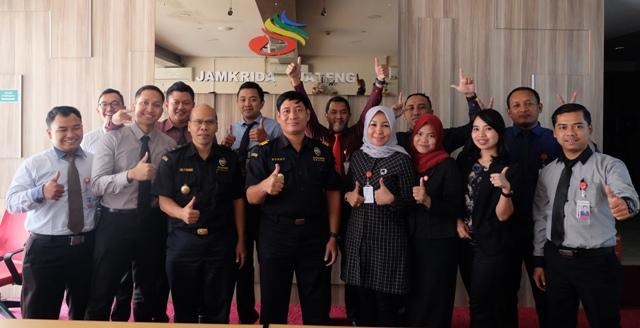 Sosialisasi Jaminan Kepabeanan di PT Jamkrida Jateng