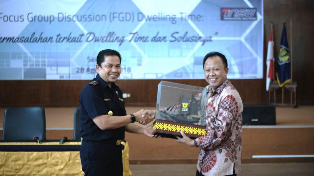 """Bea Cukai Tanjung Emas terus tekan """"dwelling time"""""""