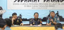 Didatangi oleh Penyidik TNI-AL