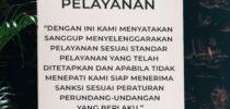 Maklumat Pelayanan Bea Cukai Tanjung Emas