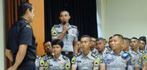 Pahami Kepabeanan, Taruna AMNI Berkunjung ke Bea Cukai Tanjung Emas