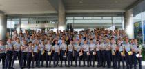 Taruna AMNI Berkunjung ke Bea Cukai Tanjung Emas
