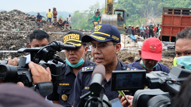 Bea Cukai Tanjung Emas Musnahkan Ribuan Barang Tidak Dikuasai dan Barang Milik Negara