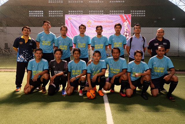 Bea Cukai Tanjung Emas Turut Ramaikan Jamkrida Jateng Cup I