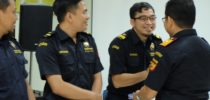 Pisah Sambut Pegawai Bea Cukai Tanjung Emas