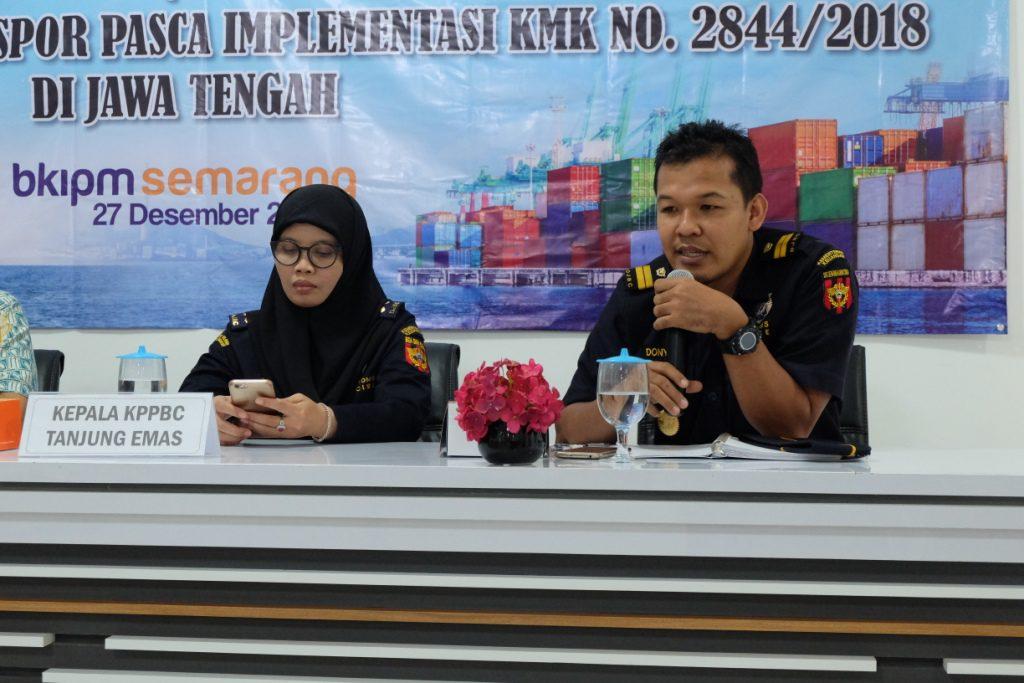 Tingkatkan Ekspor Perikanan Jawa Tengah, Bea Cukai Tanjung Emas FGD Bersama BKIPM Semarang