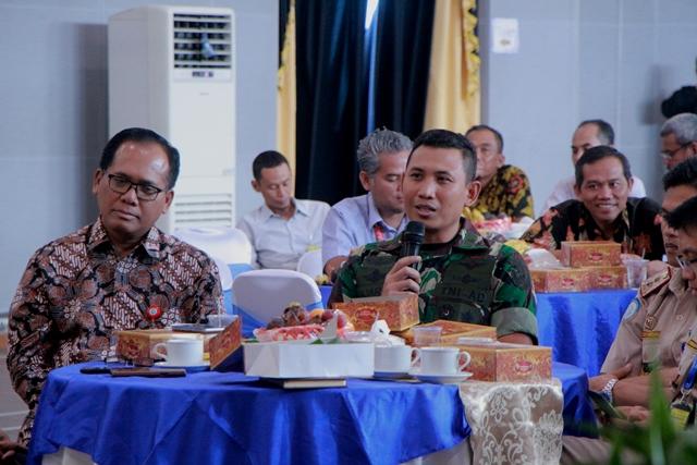 Bea Cukai Tanjung Emas Jalin Sinergi dengan Stakeholder Bandara Jenderal Ahmad Yani