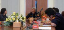Bea Cukai Tanjung Emas Siap Mendukung Simplikasi Kebijakan Ekspor CPO (Crude Palm Oil)