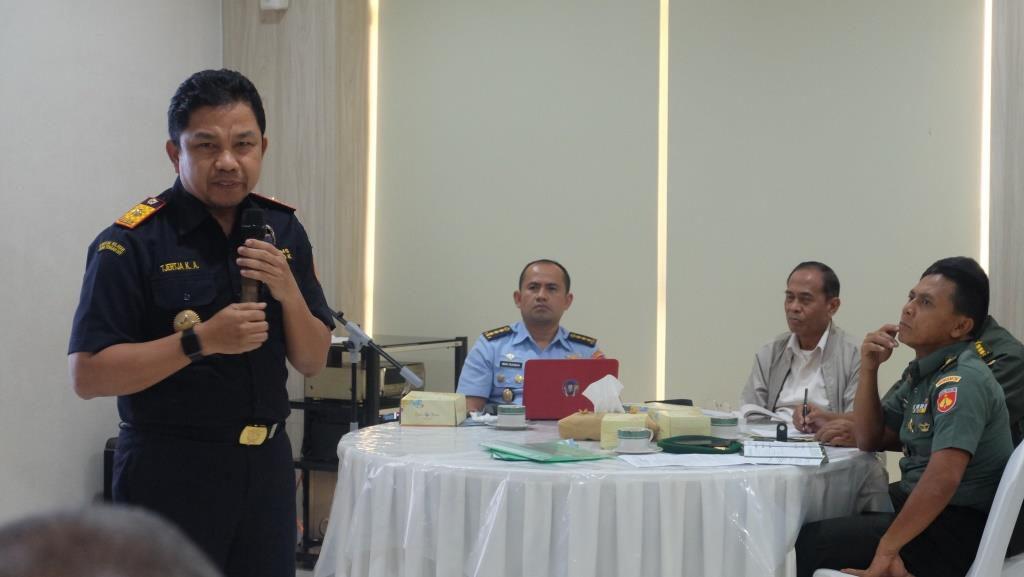 Sinergi Bea Cukai Tanjung Emas Dukung Indonesia sebagai Poros Maritim Dunia