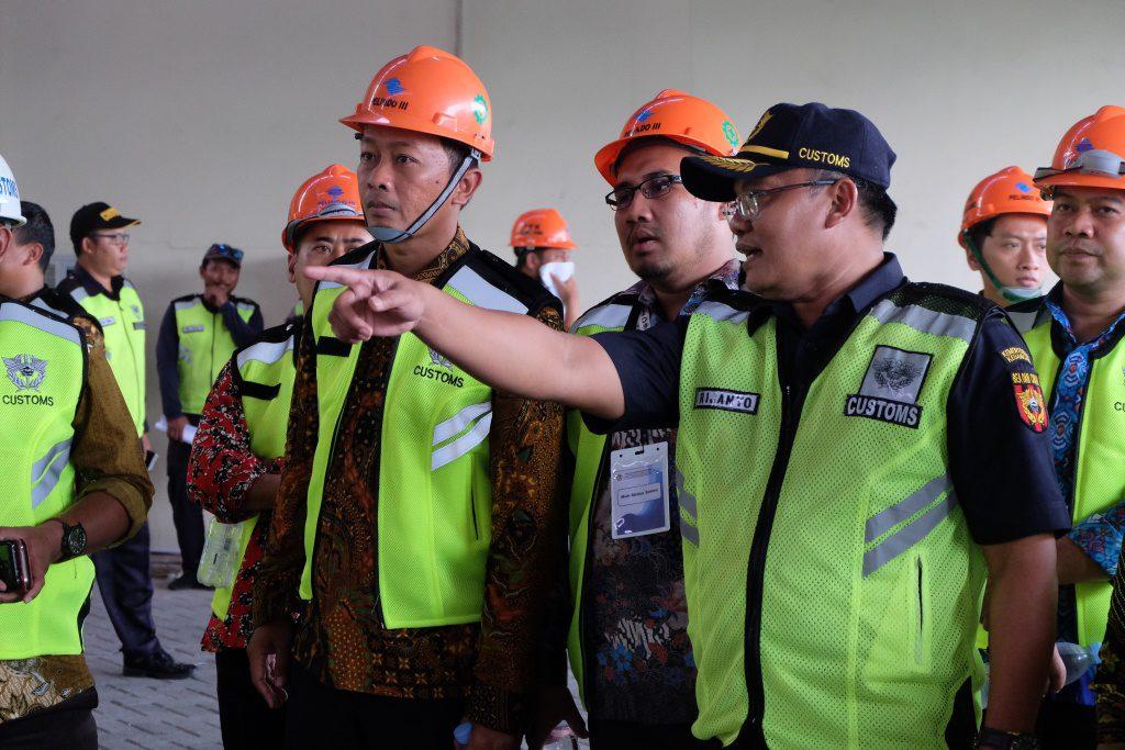 Terus Berinovasi Bea Cukai Tanjung Emas Dipercaya BPPK Selenggarakan Benchmarking ke Best Practice DIKLATPIM IV
