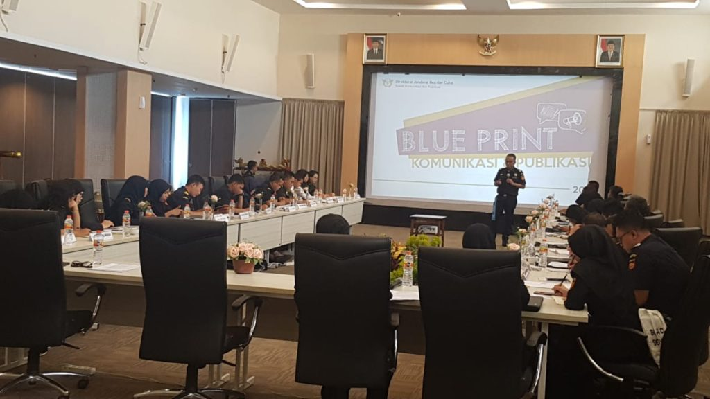 Tingkatkan Kualitas Kehumasan, Bea Cukai Tanjung Emas Ikuti Lokakarya Komunikasi