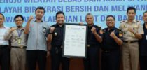 KOMITMEN BEA CUKAI TANJUNG EMAS MELALUI SINERGI, WUJUDKAN ZONA INTEGRITAS : Menuju Wilayah Bebas Korupsi (WBK) / Wilayah Birokrasi Bersih Melayani (WBBM)