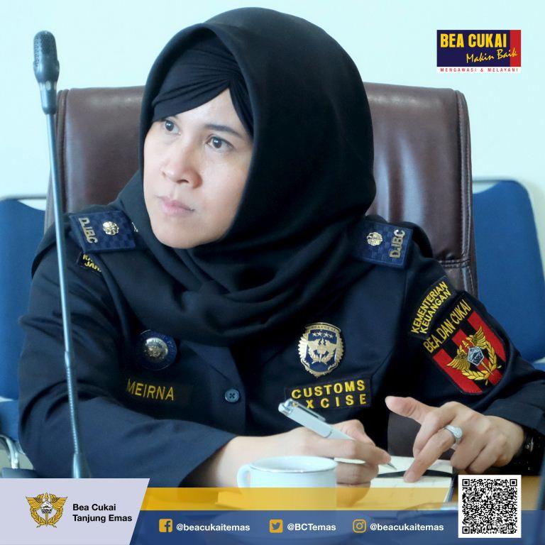 Sharing Pengelolaan Website, Bea Cukai Bandung Kunjungi Bea Cukai Tanjung Emas.