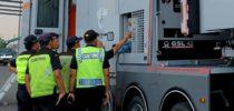 Tingkatkan Pengawasan Pelabuhan Tanjung Emas Menggunakan HCVM Mobile Container Scanner