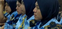 Kunjungan Pertama Polimarin Semarang, Tularkan Ilmu Selamanya