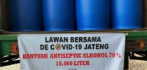 """Kita Harus Bersinergi Lawan Covid-19"", Pesan Kepala Kantor Bea Cukai Tanjung Emas"