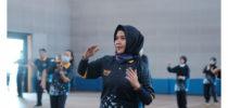Jum'at Sehat Semangat, Bea Cukai Tanjung Emas Kembali Senam Bersama Pegawai