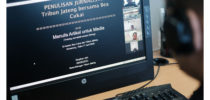 Tingkatkan Skill Pegawai,Sejumlah Pegawai Bea cukai Tanjung Emas Ikuti Webinar Jurnalistik