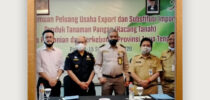 Bea Cukai Tanjung Emas support Pemasaran dan Investasi Komoditi Tanaman Pangan Jawa Tengah