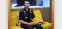 Evaluasi Bersama SATGAS Percepatan dan Penanggulangan Penyebaran Covid-19 di Pelabuhan Tanjung Emas Semarang