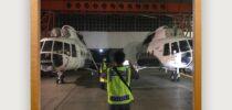 Fasilitasi Impor Sementara Helikopter, Bea Cukai Tanjung Emas Ikut Berperan Dalam Penanganan Karhutla