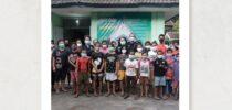 PWK Bea Cukai Tanjung Emas Adakan Bakti Sosial Dalam Rangka Paskah